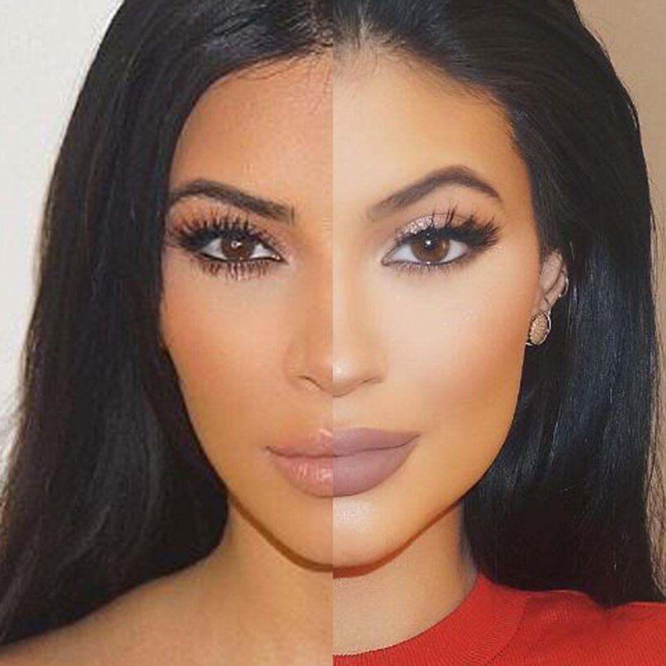 Kim Kardashian, Kylie Jenner