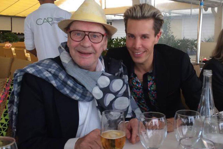 Helmut Berger, Florian Wess