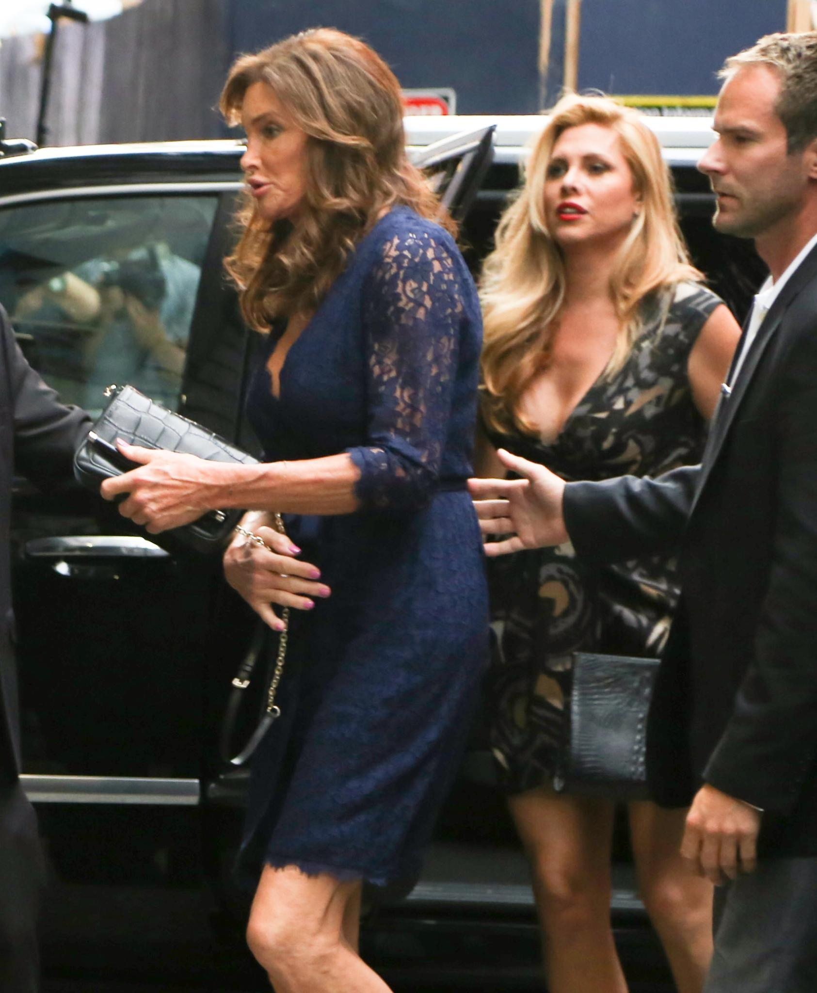 Caitlyn Jenner, Candis Cayne