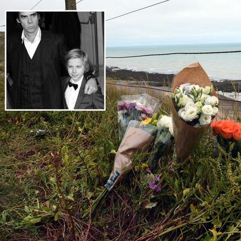 Nick Cave trauert: Familie besucht Todes-Klippe