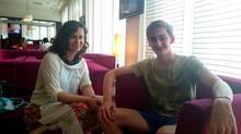 GALA-Redakteurin Martina Ochs hat mit Ferdinand von Habsburg das erste deutsche Interview geführt.
