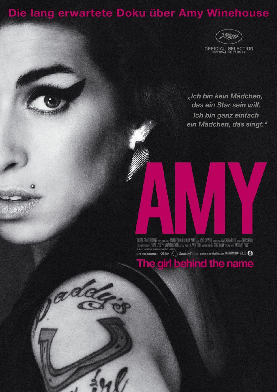 """Tattoos, Cat-Eyes, Bienenkorbfrisur: Das Äußere von Amy Winehouse war plakativ. Der Film """"Amy"""" will sich ihrem wahren Ich annähern"""