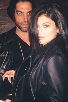 Star Make-up Artist Rob Scheppy, Kylie Jenner