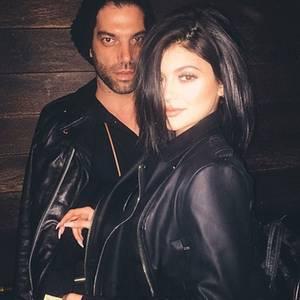 Star Make-up Artist Rob Scheppy, Kylie Jenner