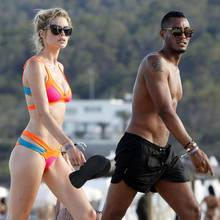 Doutzen Kroes + Sunnery James