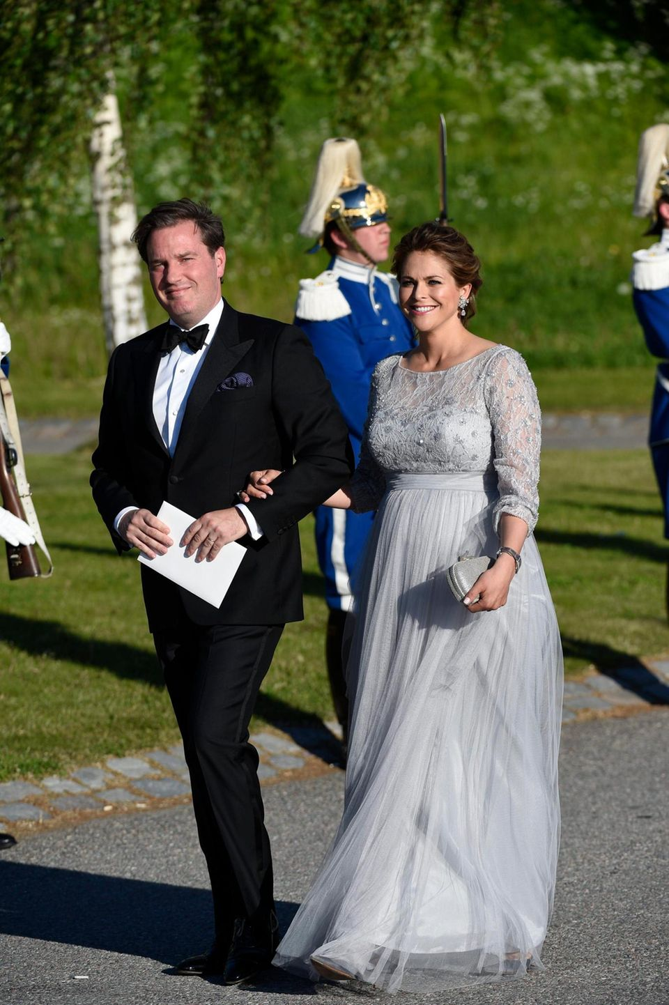 Prinzessin Madeleine und ihr Mann Chris O'Neill