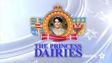 """Ähnlichkeit bis zum Diadem: Hannah Bath ist der Star in einem Sketch, der neben Prinzessin Mary auch den Film """"The Princess Diaries"""" (deutsch: """"Plötzlich Prinzessin"""") mit Anne Hathaway auf die Schippe nimmt."""