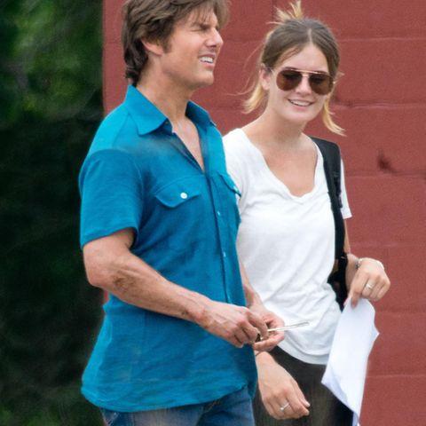Tom Cruise, Emily Thomas