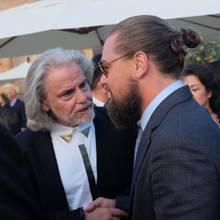 Prof. Hermann Bühlbecker + Leonardo DiCaprio