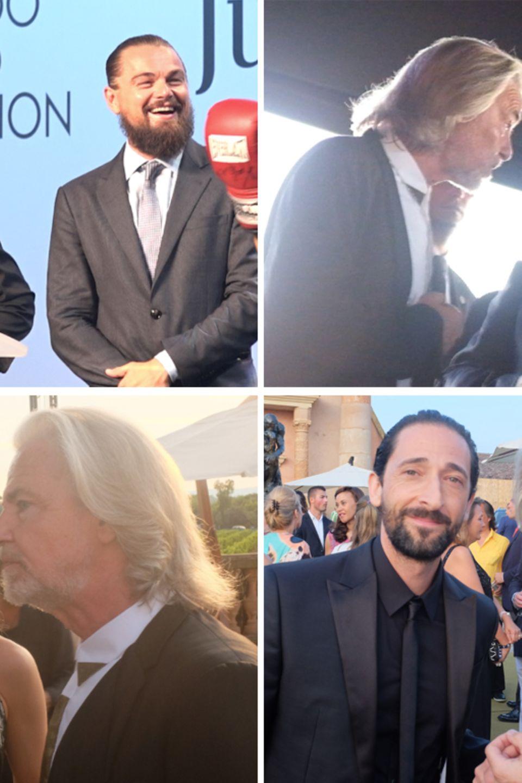 Für Prof. Bühlbecker sind Sylvester Stallone, Fürst Albert und Leonardo DiCaprio die Männer des Abends. Einen bezaubernden Auftritt legte Kate Hudson und den längsten Adrien Brody hin.