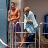 Besser in Form als zuvor: Vito Schnabel zeigt im aktuellen Südfrankreich-Urlaub seinen trainierten Körper.