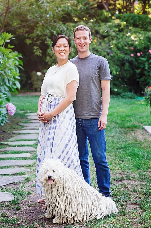 Priscilla Chan, Mark Zuckerberg