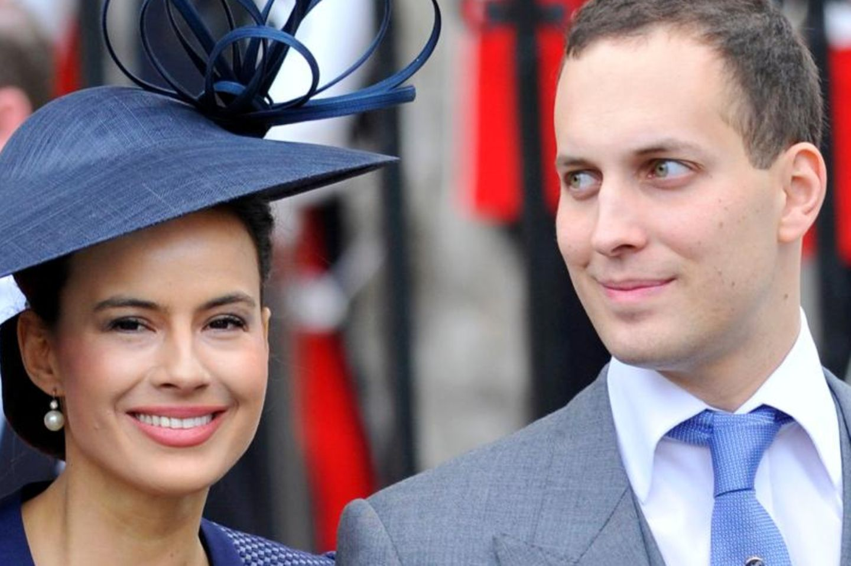 Lady Sophie Windsor + Lord Frederick Windsor