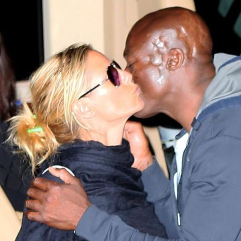 Heidi Klum + Seal, Erica Packer