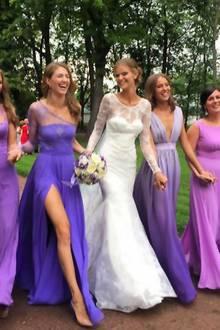 Kate Grigorieva: Hochzeit eines Engels