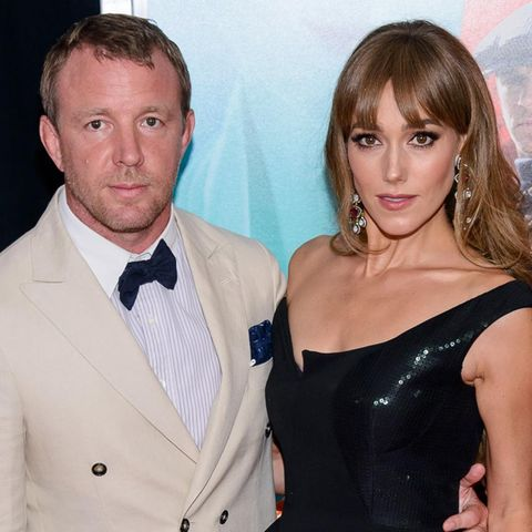 Guy Ritchie + Jacqui Ainsley