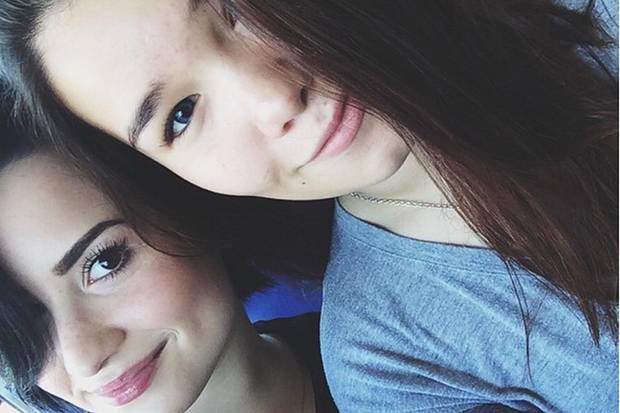 Madison sieht ihrer Halbschwester Demi Lovato immer ähnlicher.
