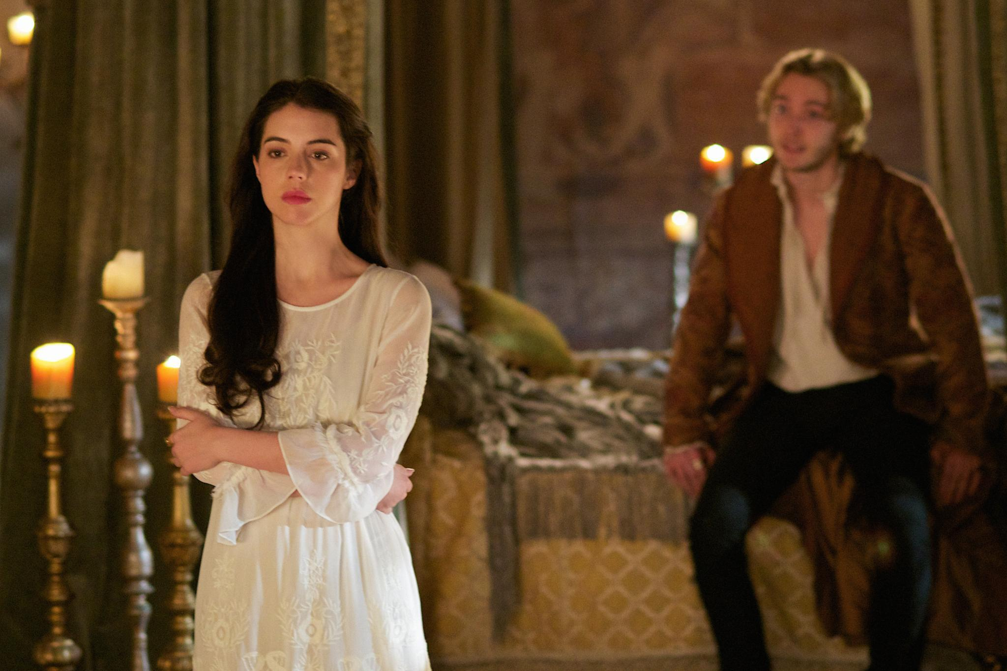 Royales Liebesleid zum Liebhaben: Mary (Adelaide Kane) und Francis (Toby Regbo) diskutieren mal wieder.