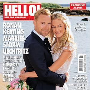 Ronan Keating + Storm Uechtritz
