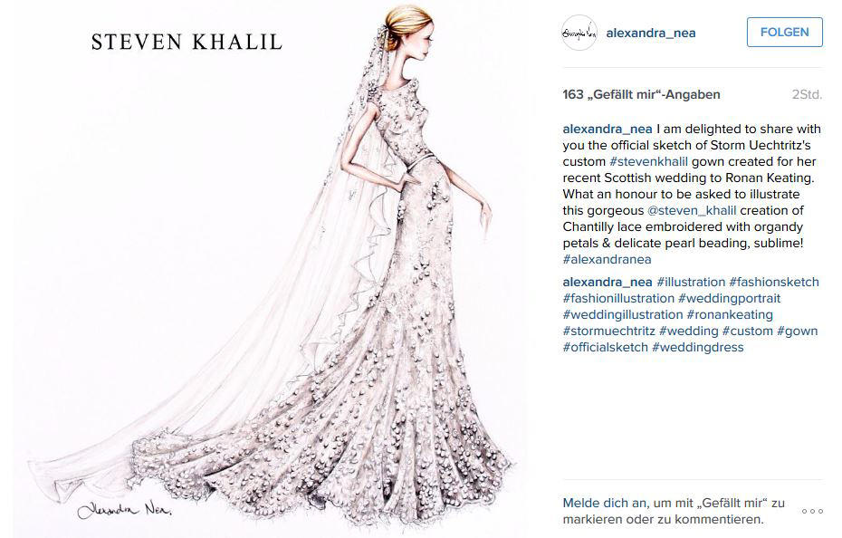 Ronan Keating + Storm Uechtritz: Erste Details ihrer Hochzeit   GALA.de