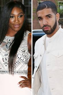 Serena Williams, Drake