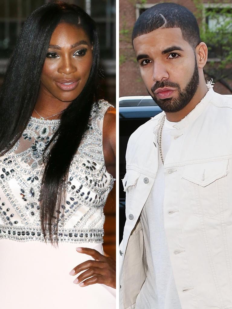 Serena Williams, Drake