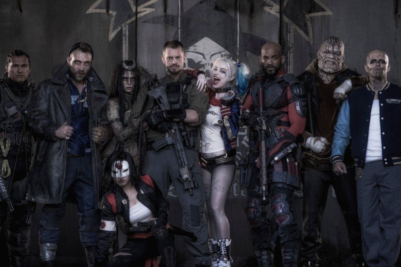 """Der Cast von """"Suicide Squad"""""""