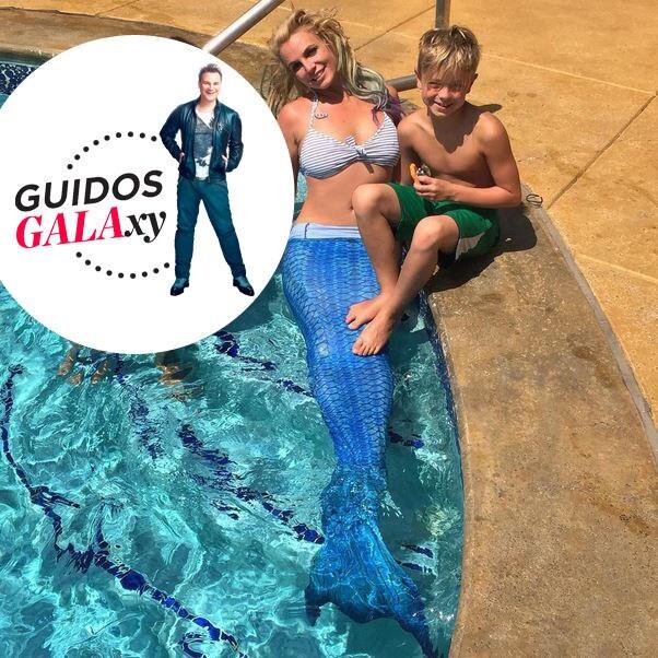 Britney Spears + Sohn Jayden James