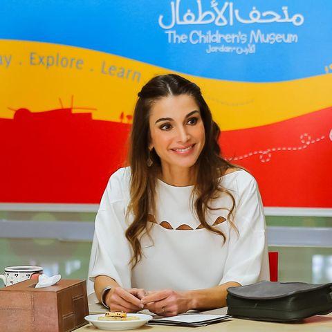 Königin Rania