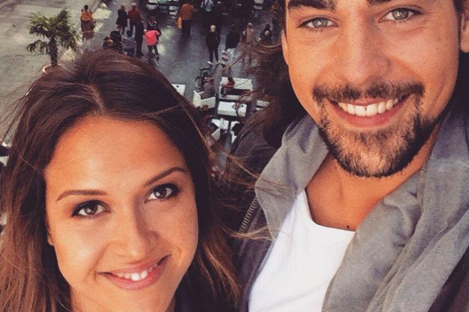 """In der """"Mall of Berlin"""" bummeln sich Alisa und Patrick durch den verkaufsoffenen Sonntag."""