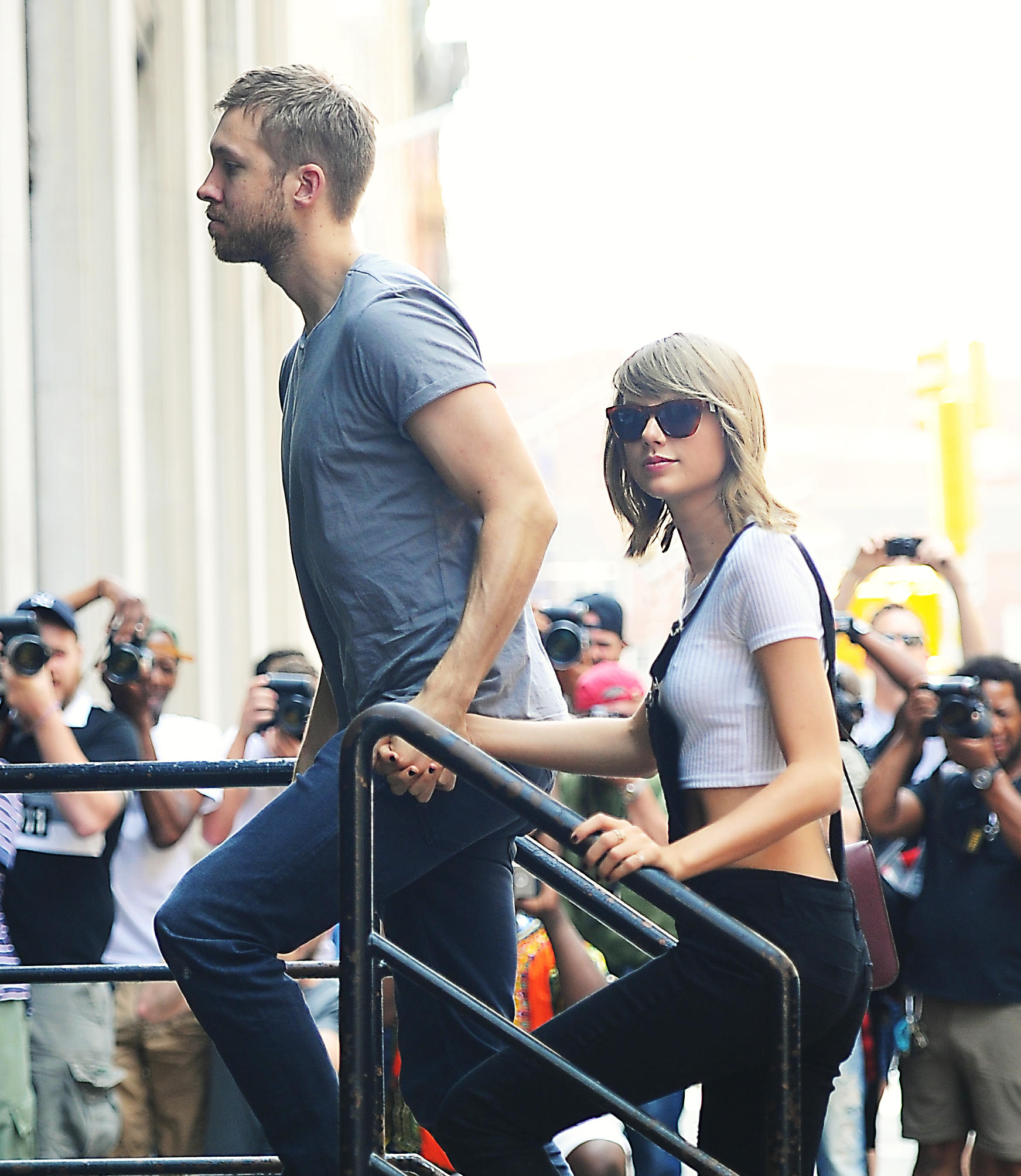 Calvin Harris, Taylor Swift