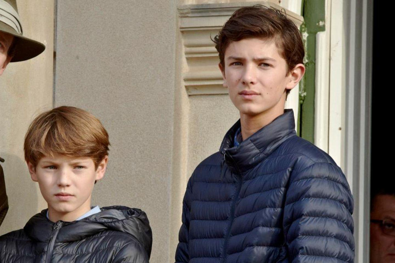 Prinz Felix + Prinz Nikolai