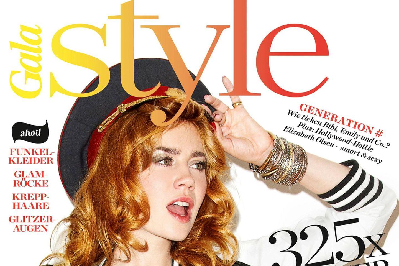 Die Herbst/Winter-Ausgabe der Gala Style ist da