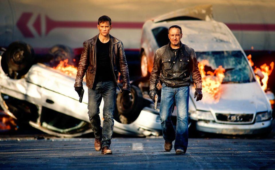 Die letzte Staffel mit der Kombi Semir Gerkhan (Erdogan Atalay) und Alex Brandt (Vinzenz Kiefer) läuft am 10. September auf RTL an