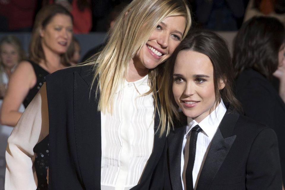 Samantha Thomas, Ellen Page