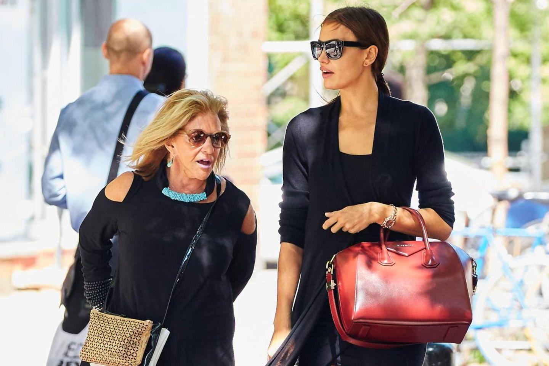 Gloria Campano + Irina Shayk