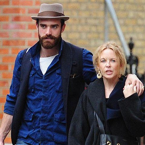 Kylie Minogue: Ihr Neuer ist 20 Jahre jünger
