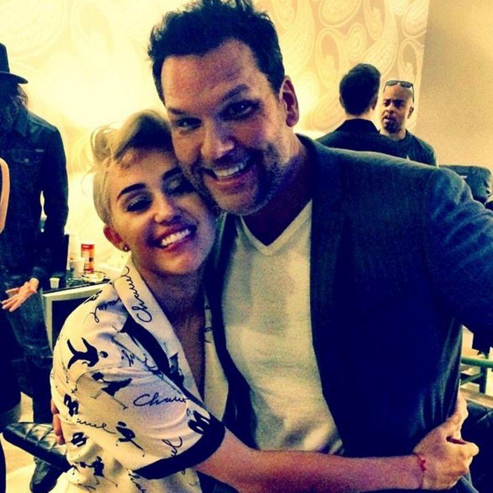 Miley Cyrus, Dane Cook