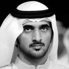 Sheikh Rashid bin Mohammed, Prinz von Dubai