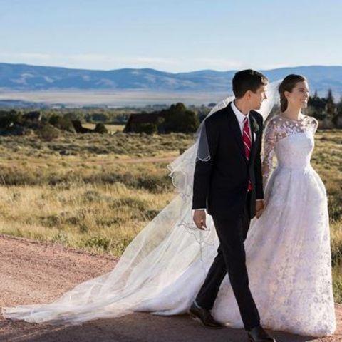 Allison Williams + Ricky Van Veen