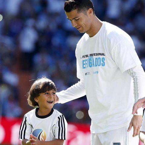 Cristiano Ronaldo, Zaid Abdul
