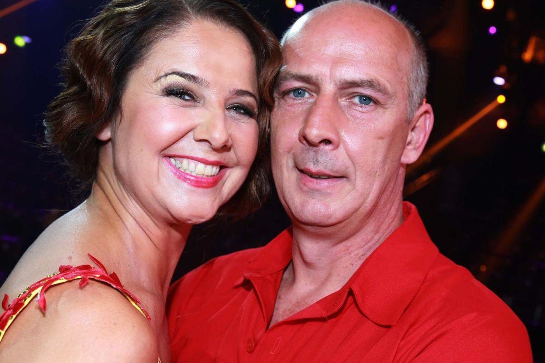 """Mario Basler und Doris Büld müssen ihre """"Stepping Out""""-Teilnahme krankheitsbedingt beenden."""