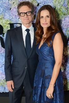 Colin + Livia Firth