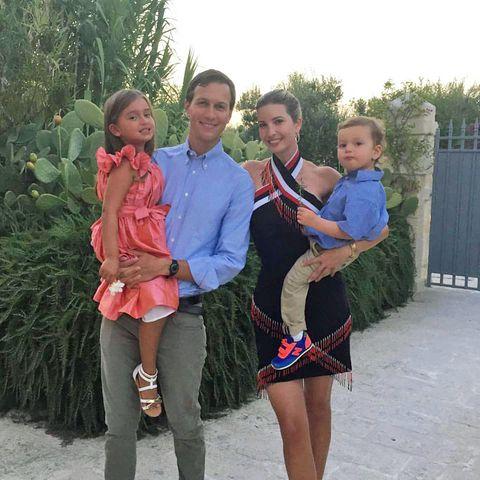 Ivanka Trump: Baby Nummer Drei ist unterwegs!