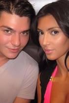 Mario Dedivanovic, Kim Kardashian