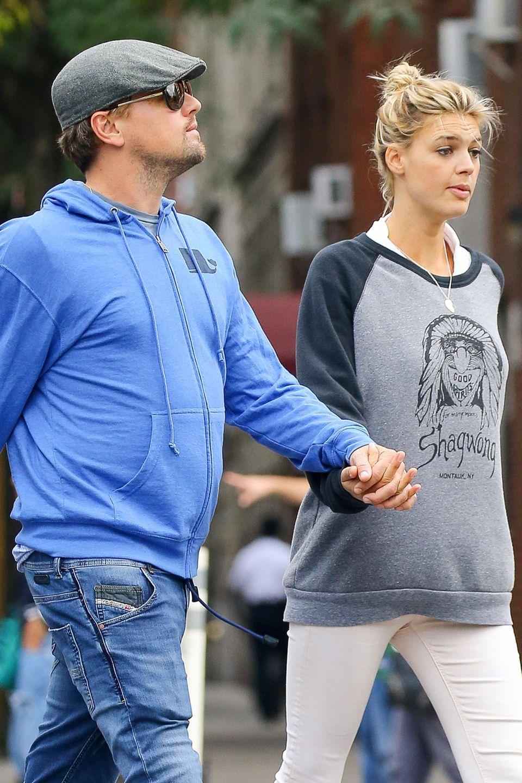 Leonardo DiCaprio, Kelly Rohrbach