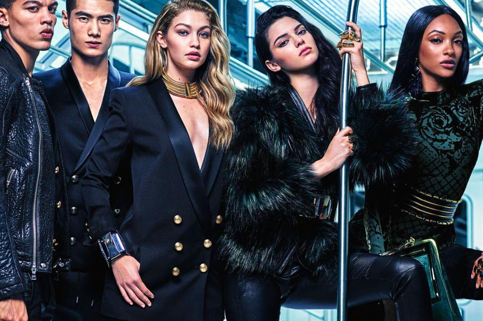 """Ab dem 05. November wird es die limitierte Kollektion """"H&M x Balmain"""" in ausgewählten Stores und online zu kaufen geben."""