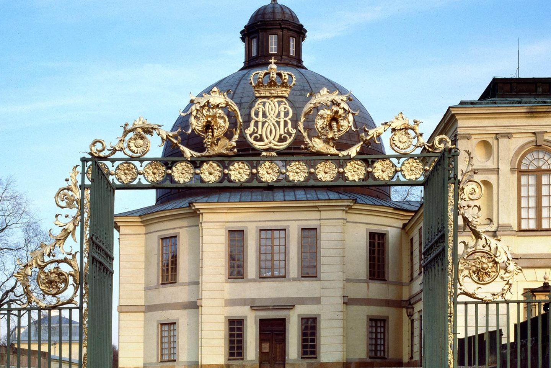 Drottningholm Schlosskirche