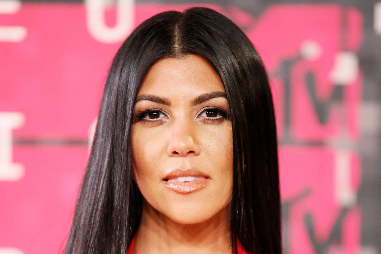 Kourtney nackt Kardashian Kardashian and