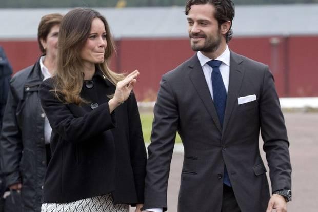 Sofia von Schweden, Prinz Carl Philip